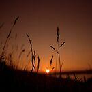 A Irish Summer Sunset by Graham Ettridge