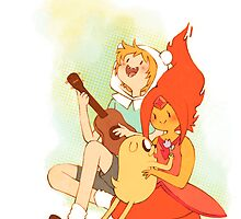 Finn and the Flame Princess by Katherine Farina
