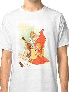 Finn and the Flame Princess Classic T-Shirt