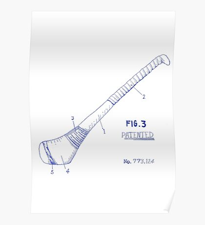 Patent: Hurley  Poster