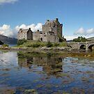 Eilean Donan Castle - Scotland by Graham Ettridge
