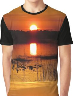 Sunset in Florida Graphic T-Shirt