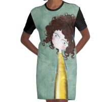 You will never be alone Graphic T-Shirt Dress