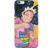 Brick by Brick - Nation Building iPhone Case/Skin