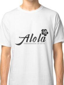 Alola Region Classic T-Shirt