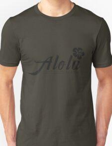 Alola Region Unisex T-Shirt