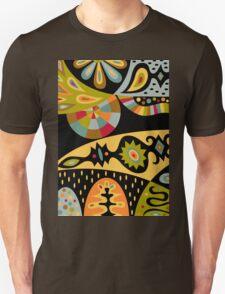 Bohemian black T-Shirt