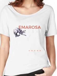 Emarosa 131 Women's Relaxed Fit T-Shirt