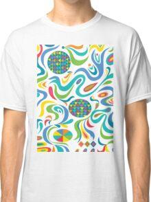 Cartwheel white Classic T-Shirt