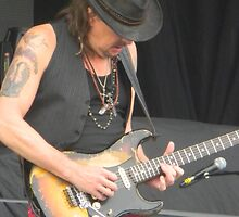 Richie Sambora Calling Festival by JR Photography