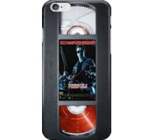 Terminator 2 vhs iphone-case iPhone Case/Skin