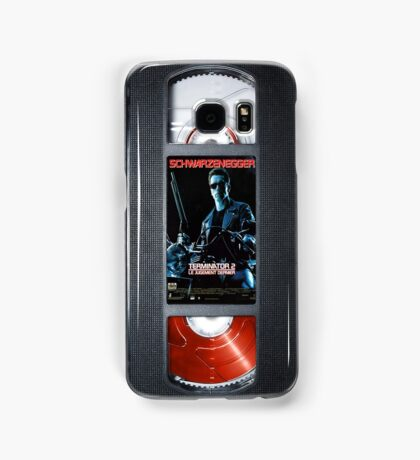 Terminator 2 vhs iphone-case Samsung Galaxy Case/Skin