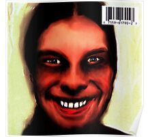 aphex twin i care because you do Poster