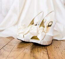 The Brides Shoes by Simon Hills