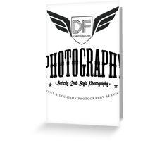Dubfotos.com Photography Design Image-Logo Greeting Card