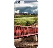 By Way of Conveyor & Rail iPhone Case/Skin