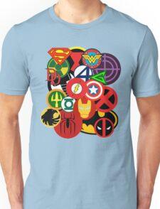Heroes Unisex T-Shirt