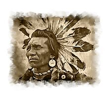 Mighty Chief Photographic Print