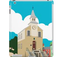 Narberth Clocktower iPad Case/Skin