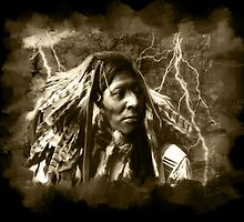 Thunderchief by Victoria Antoine