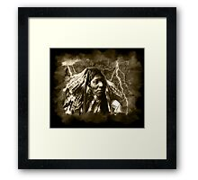 Thunderchief Framed Print