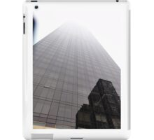 The building over the road iPad Case/Skin