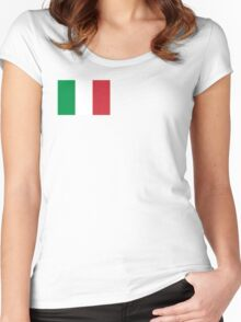 ITALY Pillows & Totes Women's Fitted Scoop T-Shirt
