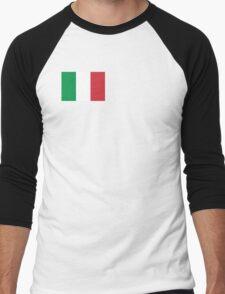 ITALY Pillows & Totes Men's Baseball ¾ T-Shirt