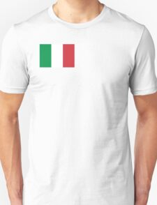 ITALY Pillows & Totes Unisex T-Shirt