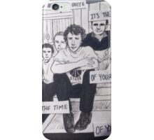Brothers & Sisters iPhone Case/Skin