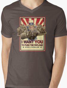 I WANT YOU... Mens V-Neck T-Shirt