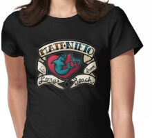 Long Beach Native Matt Nieto Womens Fitted T-Shirt