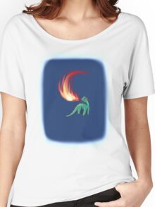 Bitty Dragon Women's Relaxed Fit T-Shirt