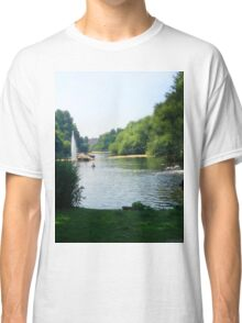 Water River Classic T-Shirt