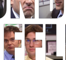 Dunder Mifflin Paper Co Sticker