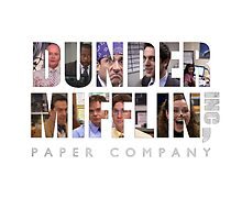 Dunder Mifflin Paper Co by possibilitease