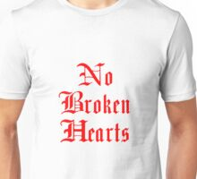 Bebe Rexha - No Broken Hearts Unisex T-Shirt