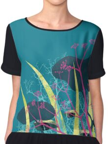 la foresta di circe Chiffon Top