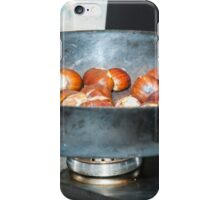 roasted chestnuts iPhone Case/Skin