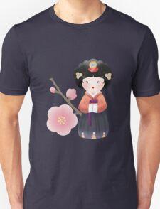 Korean Doll Unisex T-Shirt