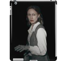 Lorraine Warren - The Conjuring iPad Case/Skin