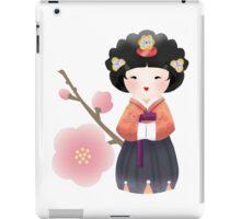 Korean Doll iPad Case/Skin