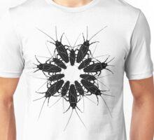 cockroach_lace_round Unisex T-Shirt