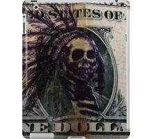 Blood Money iPad Case/Skin