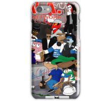 CWA & The Network iPhone Case/Skin