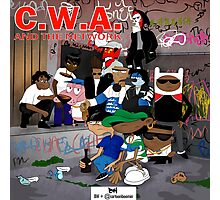 CWA & The Network Photographic Print