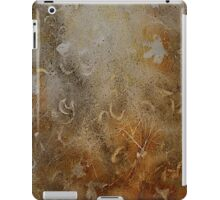 Rusty gold iPad Case/Skin