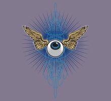 Flying eye, custom kulture Kids Tee