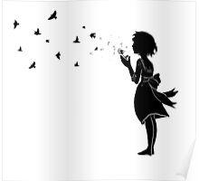 Dandelion Wishes Poster
