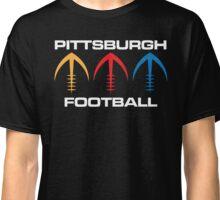 PITTSBURGH FOOTBALL Classic T-Shirt